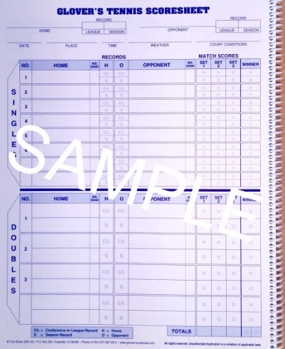 Tennis Score Sheet Download Template Tennis Score Sheet Template
