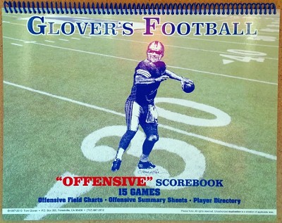 Offensive Scorebook (15 Game)