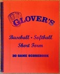 Short Form Scorebook (30 Games)
